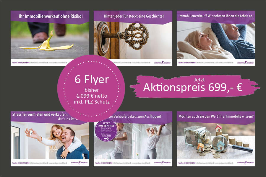 6 Farmingflyer – Aktion!
